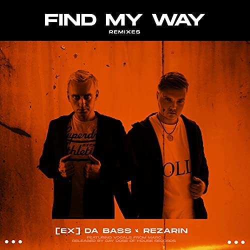 [Ex] da Bass & REZarin feat. Marc
