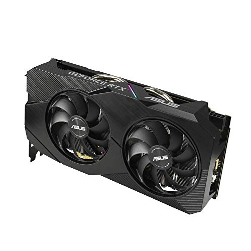 Asus GeForce RTX 2060 6 GB DUAL EVO OC Video Card