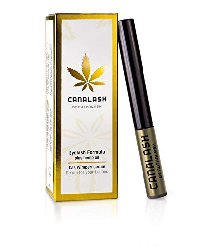 CanaLash by NutraLash Eyelash Formula - 1,5 ml Wimpernserum Vegan CBD-haltig