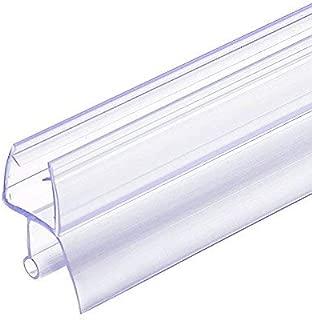 Best glass shower door drip rail Reviews