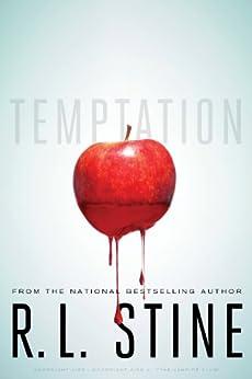 """Temptation: Goodnight Kiss; Goodnight Kiss 2; """"The Vampire Club"""" by [R.L. Stine]"""