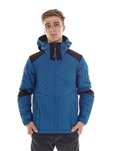 O`Neill Outdoorjacke Regenjacke Jones Welded blau 100g Isolierung warm (M)