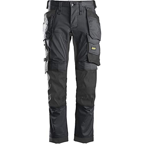 Snickers Workwear 6241 mit HP Bundhose ALLROUNDWORK HP Stretch (52)