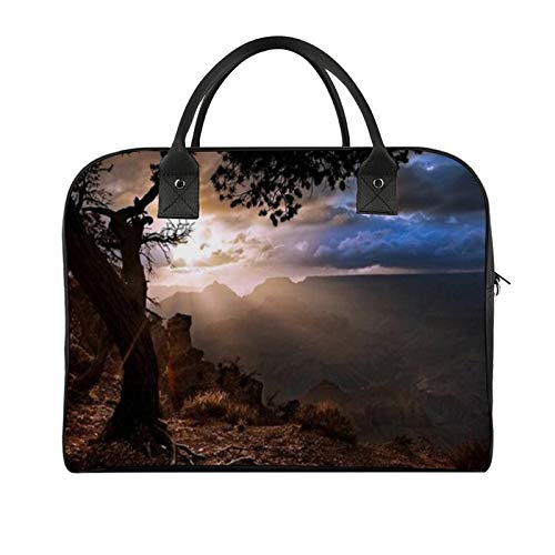 Travel HandbagNatural Landscape Atmosphere Atmospheric Phenomenon Landscape