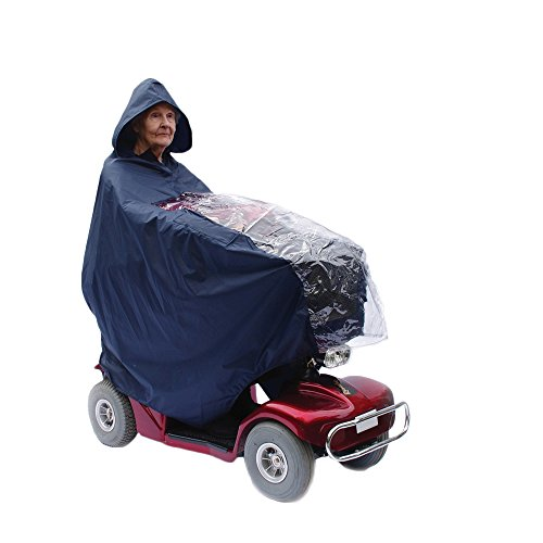 Waterproof Cape for Mobility Scooter