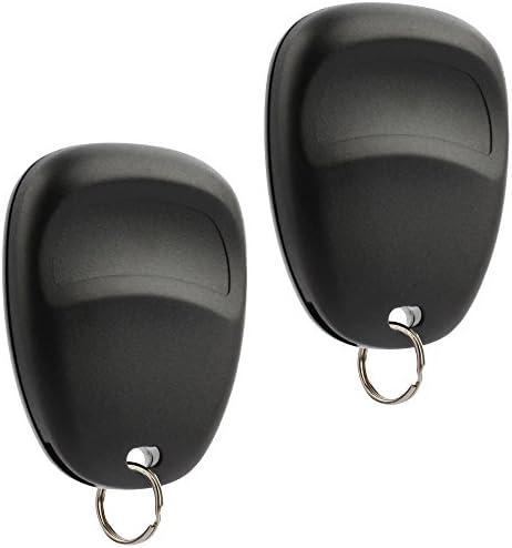 BexKeyless Replacement Remote Car Key Fob fits MYT3X6898B Chevrolet GMC Isuzu Buick Oldsmobile