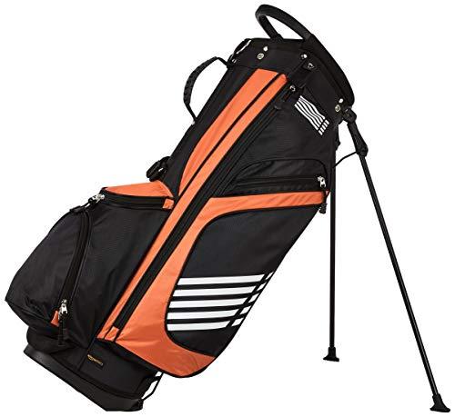 Amazon Basics Sac de golf sur pieds - Orange