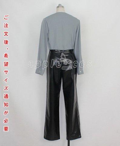 『【apple_cos製】ワンピースSTRONG EDITION 赤髪のシャンクス コスプレ衣装 男女XS-XXL』の7枚目の画像