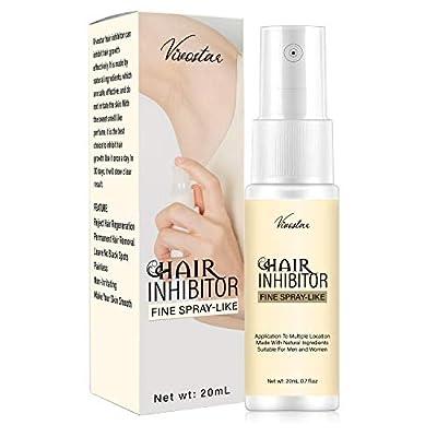 Hair Inhibitor Painless Hair