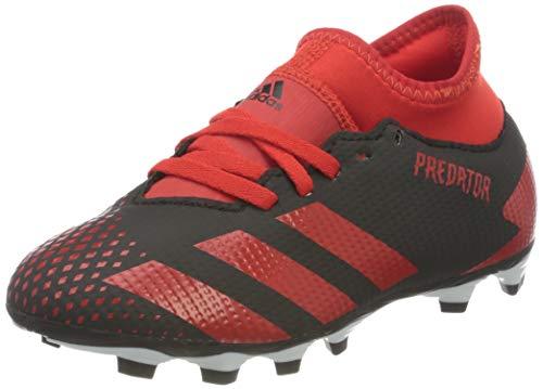 adidas Performance Kinder Fußballschuhe Rasen Predator 20.4 S IIC FxG J schwarz (200) 38EU