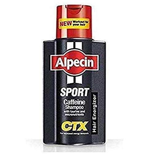 Alpecin Sport Caffeine Shampoo, 421g
