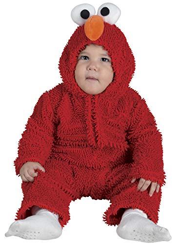 chiber Disfraces Baby-Monster Kostüm Rot (92 cm. (12-24 Monate))