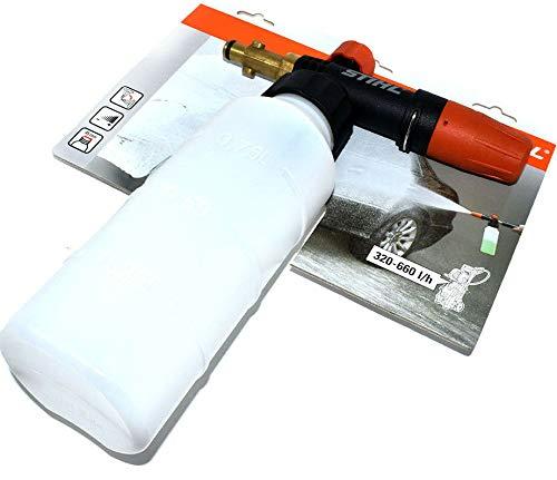 Stihl Schaumdüse für RE 88 - 163 PLUS 1-Liter-Flasche
