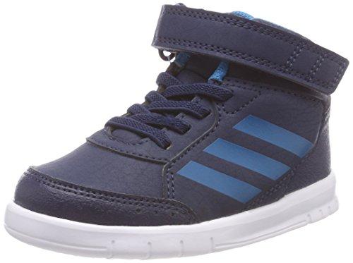 adidas Buty AltaSport Mid EL I BB6207 teenkappen, blauw (Blue) 22 EU