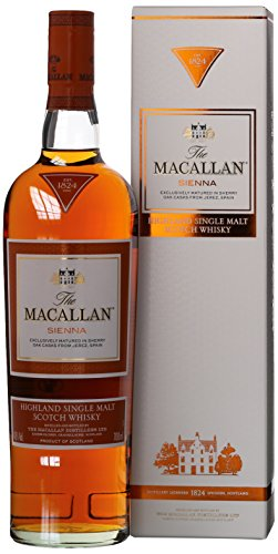 Macallan Sienna Highland Single Malt Whisky (1 x 0.7 l)
