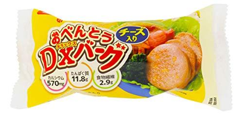 丸善 おべんとうデラックスバーグチーズ 130g ×10本