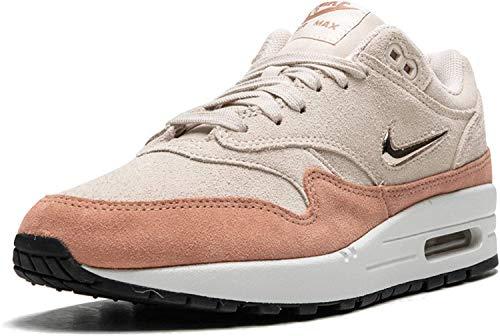 Nike Damen W Max 1 Premium Sc Laufschuhe, Mehrfarbig (Pure Platinum/MTLC Platinum/Royal Tint 004), 40 EU