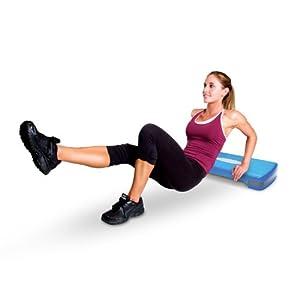 Tone Fitness Aerobic Step, Color   Exercise Step Platform