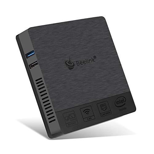 MFY BT3PRO Mini PC Windows 10, Desktop-PC (Intel Atom x5-Z8350 CPU, 4GB RAM, 64GB, HDMI & VGA, 4K Ultra HD,USB...