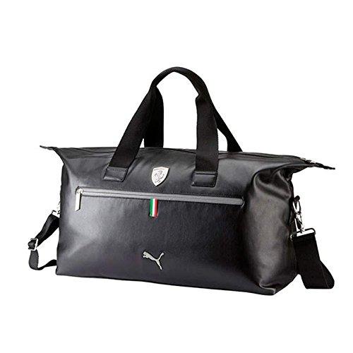 Puma Ferrari Tasche schwarz Weekender