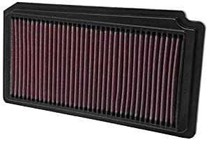 K/&N 33-2460 High Performance Replacement Air Filter