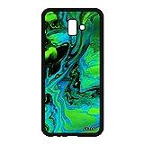 utaupia Coque pour Samsung Galaxy J6 Plus 2018 en Silicone Peinture Contemporain Smartphone...