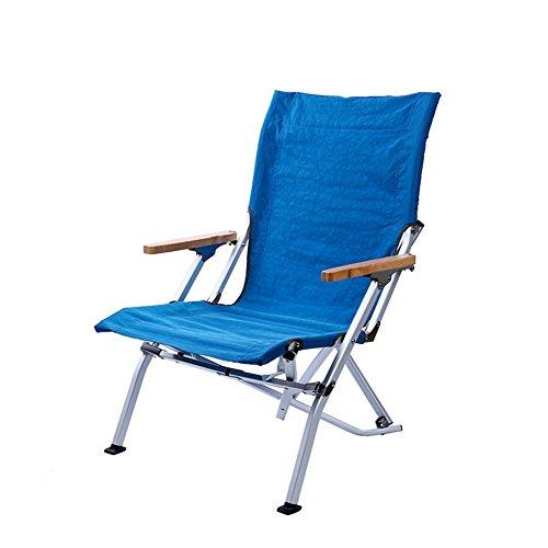 Ybriefbag Silla Plegable de Playa con Silla de Ocio Plegable para Exteriores, Silla de Playa, Camping, Pesca, Ocio y cómoda Silla Plegable