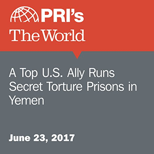 A Top U.S. Ally Runs Secret Torture Prisons in Yemen audiobook cover art