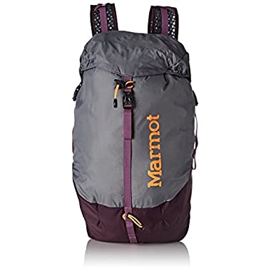 Marmot Kompressor 18L Backpack Grey Storm/Deep Plum, One Size