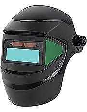 LOVIVER Grote Weergave Ware Kleuren Zonne-energie Auto Lasfilters Helmen MIG TIG Welder Cap Shade Eyes Brilbeschermer