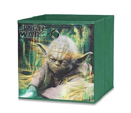 Faltbox Aufbewahrungbox - Star Wars - Regalbox Spielzeugbox Spielzeugtruhe Box
