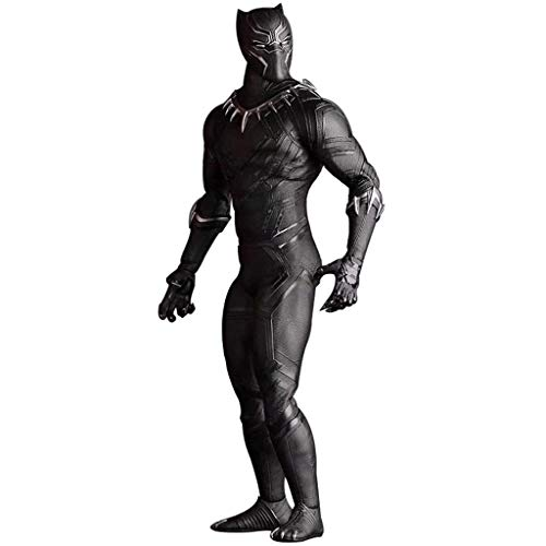 GHMOZ Marvel Character Modell 12 Zoll Black Panther Statue Home Decoration Kinder Puppe Spielzeug Spielzeug Statue