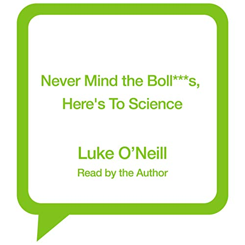 Never Mind the Boll***s, Here's to Science cover art