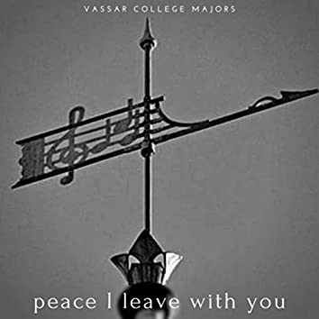Peace I Leave with You (Live)