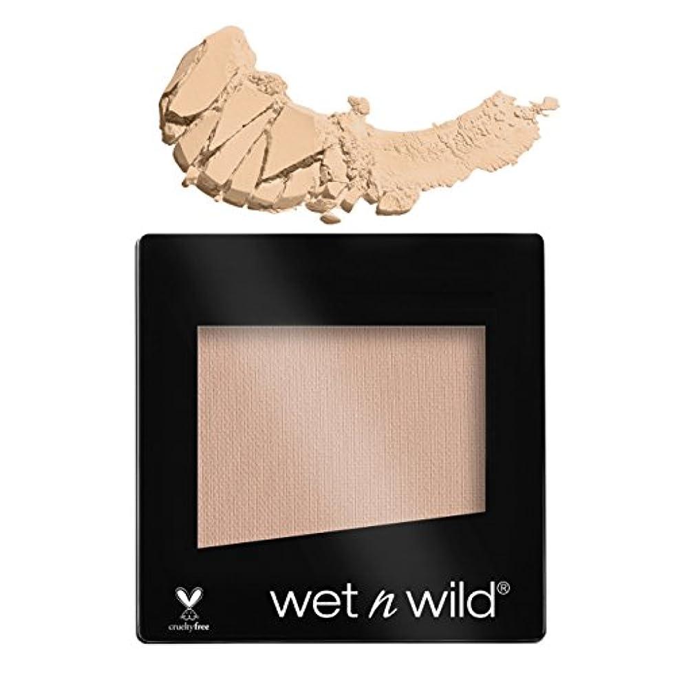 旅行者申し立て福祉(3 Pack) WET N WILD Color Icon Eyeshadow Single - Brulee (NEW) (並行輸入品)