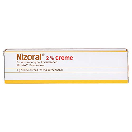 Nizoral 2% Creme, 30 g