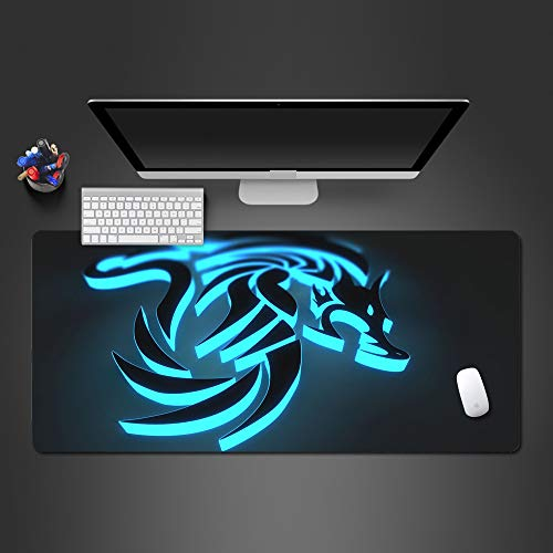 Mauspad Gummi-Sperre Seite Spieler Computer-Tastatur professionelle Mauspad 900x300x2