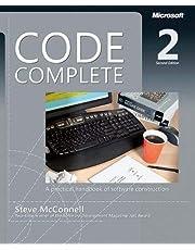 Code Complete: A Practical Handbook of Software Costruction (Developer Best Practices)