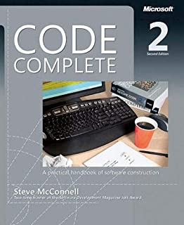 Code Complete: A Practical Handbook of Software Costruction (Developer Best Practices) (0735619670) | Amazon price tracker / tracking, Amazon price history charts, Amazon price watches, Amazon price drop alerts