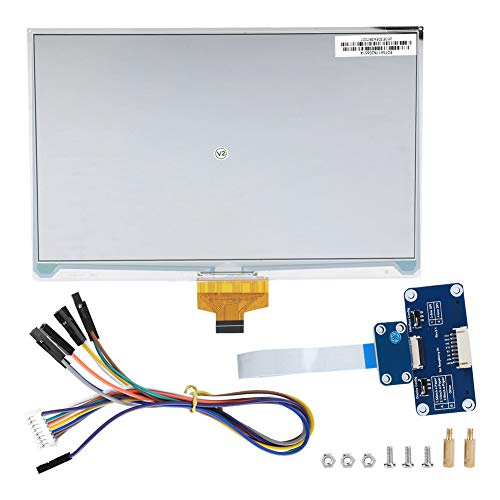 E‑Paper Display Screen, 7.5 Inch Embedded Display Driver Module for SPI