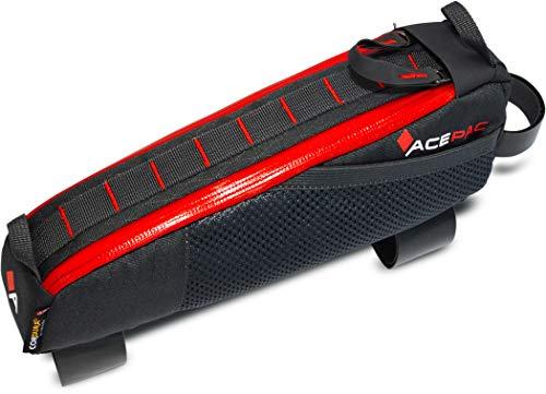 ACEPAC Fuel Bag L Rahmentasche Unisex L grau