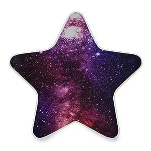 LED Night Light Snowman Pattern Nightlight Decorative Star Pentagram Shaped Plug in for Kids Baby Girls Boys Adults Room