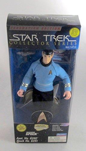 Barbie Star Trek Commander Mr Spock Collector Series 9 Inch Figure
