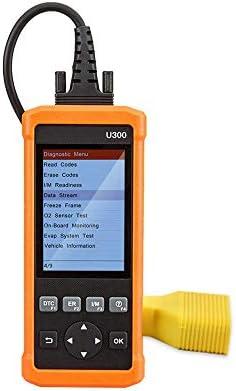 LAUNCH U300 OBD2 Scanner Engine Fault Reader DTC Lookup Ready Test at Transmission Diagnose product image