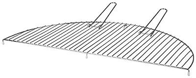 Esschert Design Metal 72.5x36.5x2.29cm Large Grate for Fire Bowls FF257 by Esschert Design
