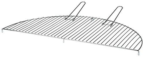 Esschert Design grillrooster voor vuurschalen L, metaal, 72,5 x 36,5 x 2,29 cm, FF257