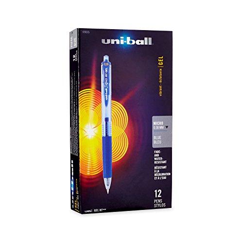 Uni-Ball 69035 أقلام تحديد العين قابلة للسحب