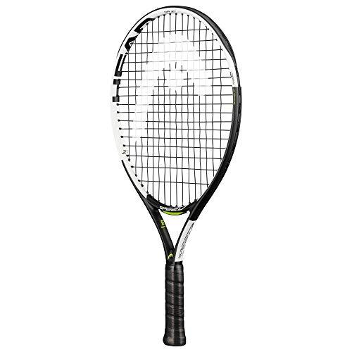 HEAD Speed 21, Racchette da Tennis Unisex Bambino, Multicolore, 4-6 anni