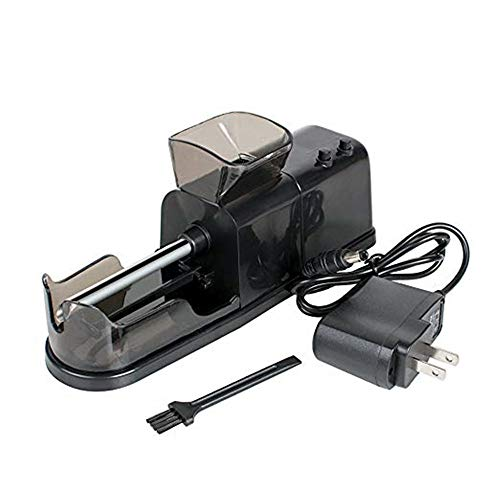Máquina de relleno de cigarrillos automática, máquina de inyector de cigarrillos eléctricos para tabaco, máquina automática de rodillo de tabaco para máquina de inyector de cigarrillos eléctricos