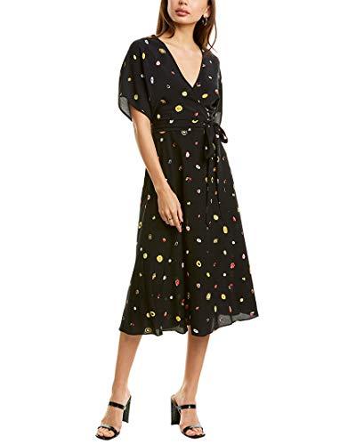 Diane von Furstenberg Womens Kelsey Wrap Dress, 2